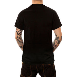 Summer Round Neck Printed Short Sleeves T-Shirt