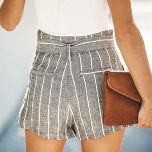 Fashion Casual Wild Loose Slim   Shorts