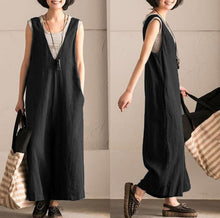 Slim, Stylish And Comfortable Loose Strap Wide Leg 9 Pants