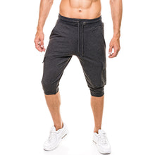 Men's Sports Fitness Casual Shorts Pocket Hip Hop Pants