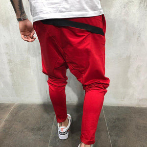 Personality Hip-Hop Slim Trousers