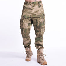 Outdoor Thin Camouflage Trousers