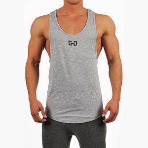Muscle Summer Sports Vest Men's Training Fitness Sleeveless Bottoming Shirt Vest