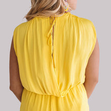 Summer Fashion V-Neck Ruffled Jumpsuit