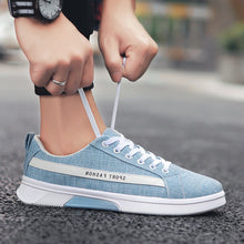 Linen Breathable Fashion Sports Shoes