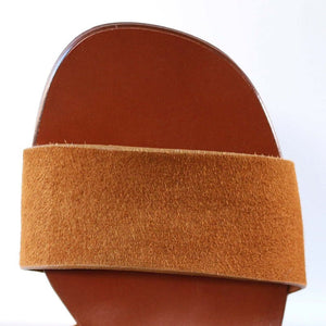 Small Fresh And Thick Large Size Sandals