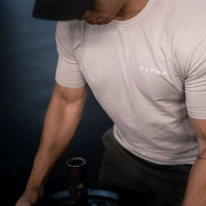 Muscle Sports Fitness T-Shirt Casual Short Sleeve Men's Top