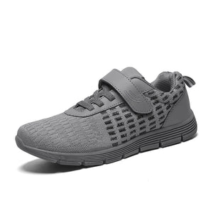 Mesh Non-Slip Walking Middle-Aged Women's Shoes