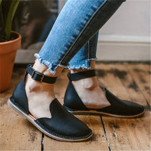 Ladies Casual Round Head Casual Shoes