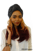 Fashion Plain Bohemia Style Knotted Hat