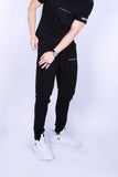 "HYPERGIANT ""HyperReflective"" Embroidery Tapered Joggers"