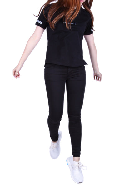 "HYPERGIANT ""HyperReflective"" Womens Slim Fit T-Shirt"