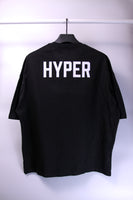 "HYPERGIANT ""HYPER"" Oversized Drop Shoulder Tee - 10 COLOURS"