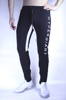 "HYPERGIANT ""HyperReflective"" Large Embroidered Logo Tapered Joggers"
