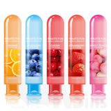 Fun & Edible Flavored Lubricants - Blueberry