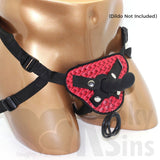 Simply Classic Unisex Universal Harness - In Red
