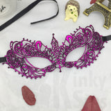 The Lavish Lace Eye Mask