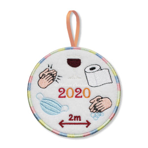 ITH 2020 Ornament 4x4