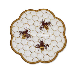 ITH Honey Bee Mat 4x4
