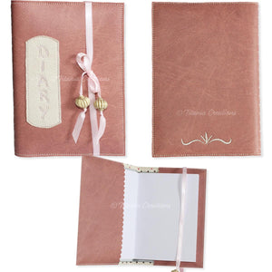 ITH A6 Diary Cover 7x11