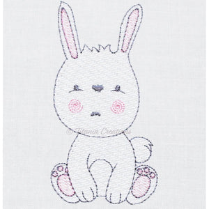 Light Density Baby Bunny 4x4