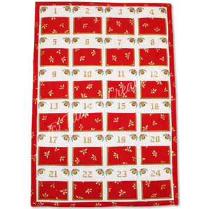 ITH Christmas Bells Advent Calendar 4x4