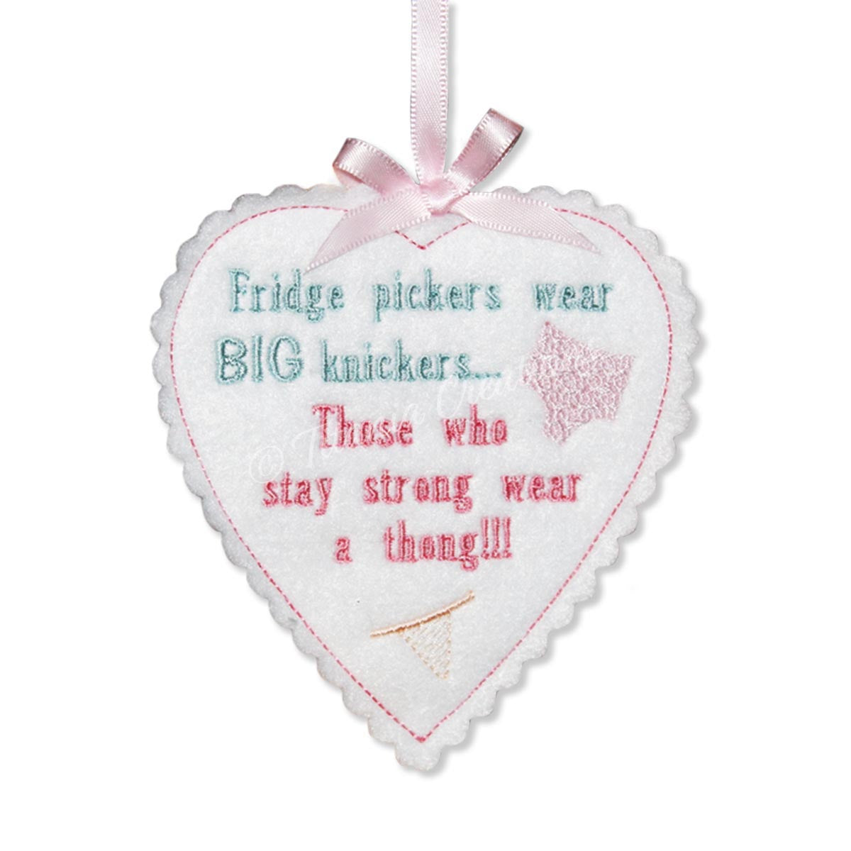 ITH Fridge Picker Heart 4x4