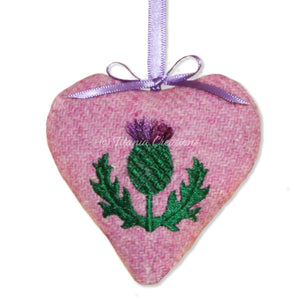 ITH Fringed Thistle Heart 4x4