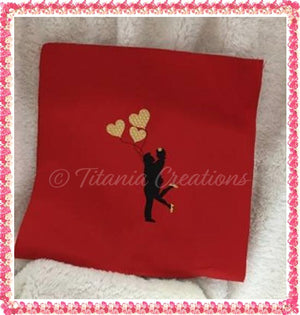 Silhouette of Love 5x7