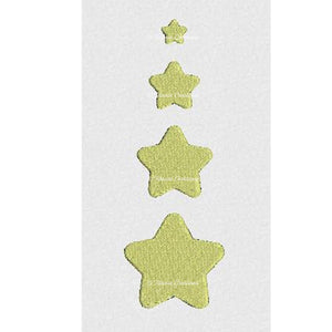 Miniature Star Rounded Set of Four 4x4
