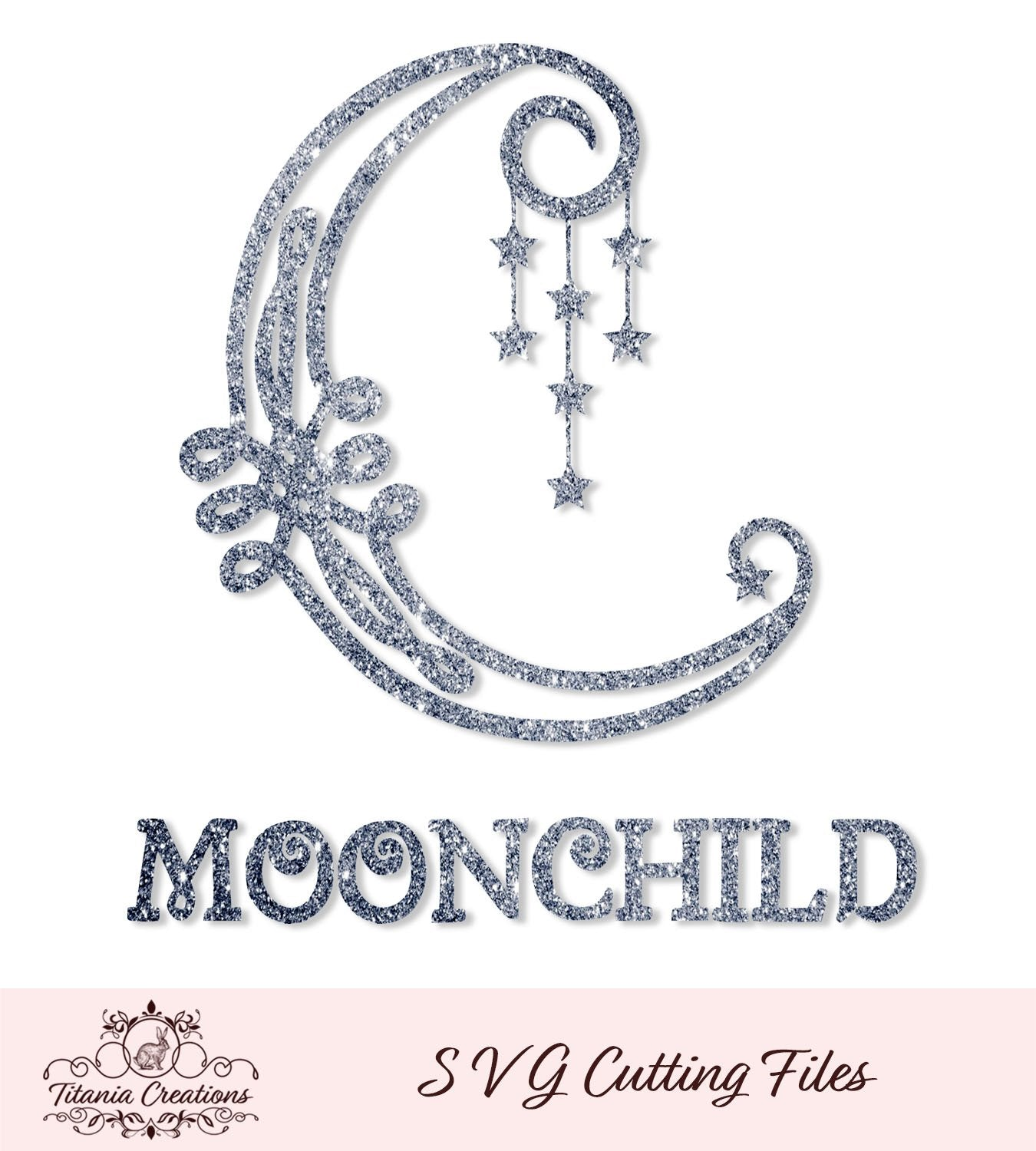 Moonchild Svg Vinyl