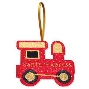 ITH Santa Express Train 4x4