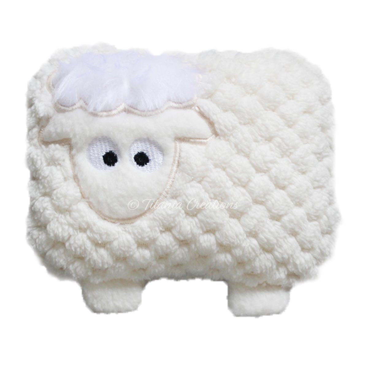 ITH Sheep Stuffie 4x4 5x7 6x10 8x12