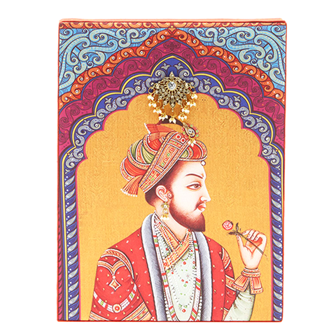 Mughal Raja Multipurpose Box - Big