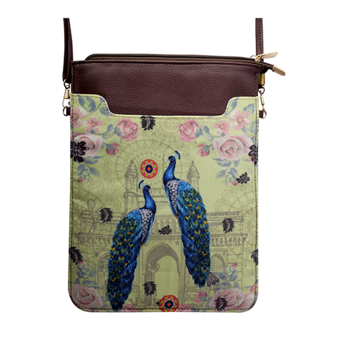 Peacock Gateway IPad Cover