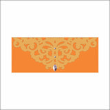 Scallop Laser Cut Envelope - Set Of 5