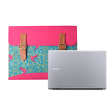 Pink Birds Document Folder