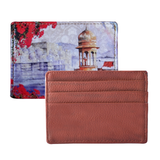 Bougainvillea Currency/Card Holder