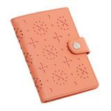 Laser Cut Pattern Passport Cover