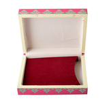 Lacquer Finish  Earring/Pendant Set Gifting Box