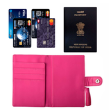 Digital Printed Passport Cover