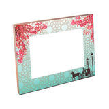 Gateway Carriage Lacquer Finish Photo Frame