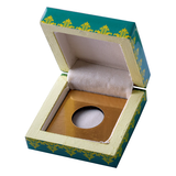 King Lacquer Finish Coin Gifting Box - Small