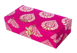 Foil Printed Jewellery Box