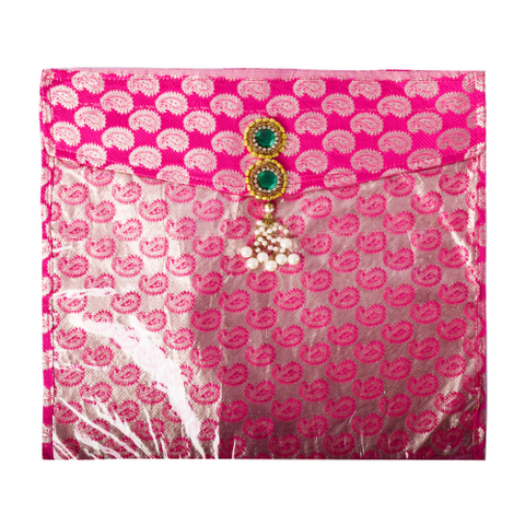 Sari/ Outfit Gifting Cover - Brocade