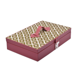 Jewellery Storage Box With Lock