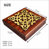 Wooden Coin gifting Box