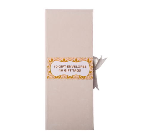 Gift Envelopes & Tag Set