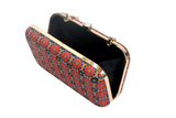 Stained Glass Printed Clutch