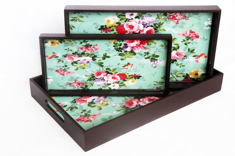 Lacquer trays, glossy finish, serving platter, serving trays, home decor, home styling, table accessories, home accessories, tableware